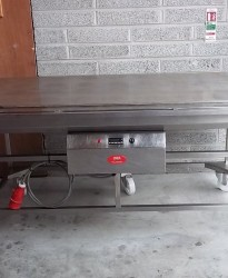 6FT Hotplate On Stainless Steel Stand