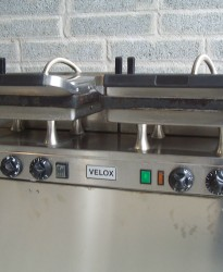 VELOX – Double Contact Grill