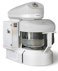 Pietroberto EASY 120 E Spiral Mixer with Removable Bowl