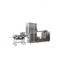 Pietroberto 2-way small automatic bread-making line